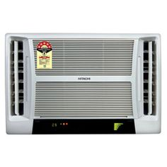 Hitachi 1.5 Ton SUMMER QC RAV518HTD Window Air Conditioner  White