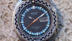 Seiko 6106-8229 Rally Diver