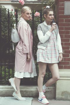 TWP in Patent Magazine! Pink Check TShirt Smock Dress: http://www.thewhitepepper.com/collections/dresses/products/t-shirt-smock-dress-pink-check Pink Oversized Duster Coat: http://www.thewhitepepper.com/collections/coats-jackets/products/oversized-duster-coat-pink