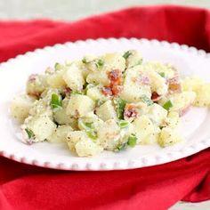 Blue Cheese Potato Salad .. Brian will LOVE this!