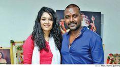 Lawrence, Ritika Singh start shooting for P. Vasu's Sivalinga - http://tamilwire.net/56719-lawrence-ritika-singh-start-shooting-p-vasus-sivalinga.html
