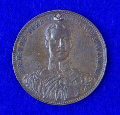 British English 1892 Duke Memorial Small Jeton Medal Badge Military Awards, British English, Duke, Badge, Memories, The Originals, Memoirs, Badges, Remember This