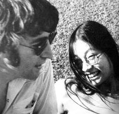 """John was very complex. On the surface he was charming, easy going…and that Lennon sense of humor was always ready... [John would] write down anything that inspired him... and these jottings would eventually turn up in his songs. He did have some emotional issues that stemmed from his traumatic childhood. He was always trying to better better himself.""-May Pang"