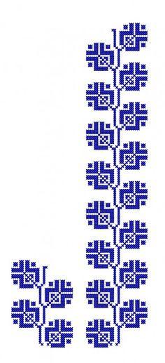 Cross Stitch Borders, Cross Stitch Designs, Cross Stitch Patterns, Diy Embroidery, Cross Stitch Embroidery, Cross Stitch Tattoo, Raven Logo, Palestinian Embroidery, Small Tattoo Designs