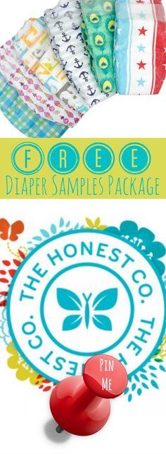 Get free baby products and free diaper samples from highly rated The Honest Company, co-owned by Jessica Alba.   http://couponcravings.com/free-baby-products-from-the-honest-company