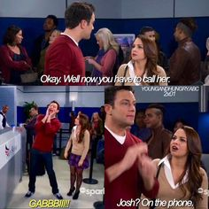 Young & Hungry (2x01)