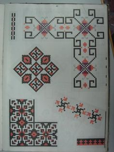 VB047 Cross Stitch Patterns, Toyota, Rugs, Punto De Cruz, Dots, Needlepoint, Embroidery, Farmhouse Rugs, Floor Rugs