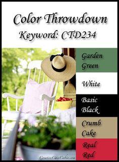 Color Throwdown: Color Throwdown #234