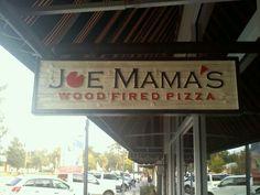 Joe Mama's Pizza. Port St. Joe, FL