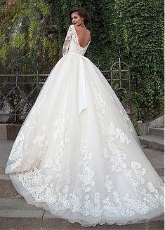 milla nova 2016 bridal wedding dresses / www. milla nova 2016 bridal wedding dresses / www. Mila Nova Wedding Dress, Bridal Wedding Dresses, Dream Wedding Dresses, Wedding Attire, Poofy Wedding Dress, Tulle Wedding, Sparkly Wedding Gowns, Disney Wedding Dresses, 2017 Bridal