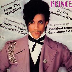 Prince... The Contoversy LP... I have this one!