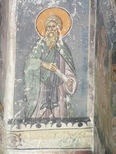 Tempera, Fresco, Church Icon, Byzantine Icons, Mural Painting, Religious Art, Cathedral, Saints, Christian