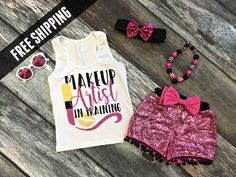 Makeup Artist in Training:  Just $14.99 and free shipping for the little divas in your life!