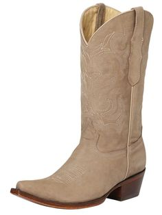 122497 Botas Vaqueras De Mujer 'Edicion Limitada El General', Piel Nobuck - Arena Cowgirl Style, Cowgirl Boots, Western Boots, Seahawks Gear, Shoe Boots, Shoes Sandals, Country Girls Outfits, Cool Hats, Hats For Women