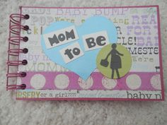 Hey, I found this really awesome Etsy listing at https://www.etsy.com/listing/191558343/4x6-pregnancy-chipboard-mini-scrapbook