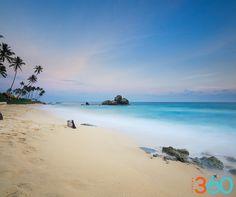 Una hermosa playa, donde poder disfrutar de la tranquilidad #Turismo #Viajes360 (Foto: Benjamin Jaworskyj)