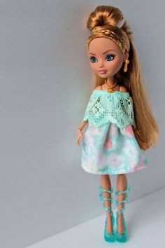 Ever After High Doll Clothes  Ashlynn Ella by CecietCette on Etsy