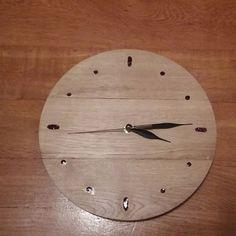 Debowy zegar jeszcze w trakcie tworzenia #woodclock #wallclock #wood #clock #design #mimimalist #time #woodworking #homedecor #diy #handmade #home #wooddesign #zegardrewniany #drewno #drewniane #dębowe #handmadeinpoland #zegar #zegarek #niezchinzpasji #poland #czas