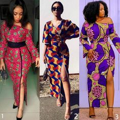 Collection of all the best and most trendy and also stunning ankara styles there are in the fashion world. Comprising of the best of the best ankara styles of all time Latest African Fashion Dresses, African Print Dresses, African Print Fashion, African Dress, Fashion Prints, Ankara Fashion, Africa Fashion, African Prints, African Style