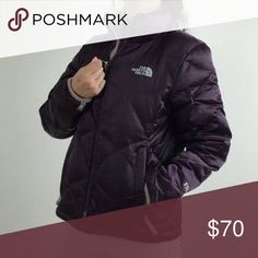 the north face puffer coat guaranteed to keep you warm all winter. Compresses easily making it convenient to store in your camp pack, back pack, or locker. Excellent condition. North Face Jackets & Coats