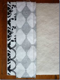 can't wait to try this quilt as you go mug rug....Easy Peasy Mug Rug Tutorial from Crazy Quilter blog