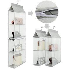 Folder Organization, Handbag Organization, Closet Organization, Handbag Organizer, Purse Storage, Cubby Storage, Fabric Storage, Hanging Purses, Closet System