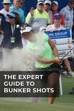 23 leading LPGA and PGA teachers share their favorite tips for greenside and fairway sand shots. #golf #golftip #golfswing #golflessons #womensgolf Golf Instruction, Golf Training, Lpga, Golf Lessons, Play Golf, Bunker, Get Up, Ladies Golf, Golf Tips