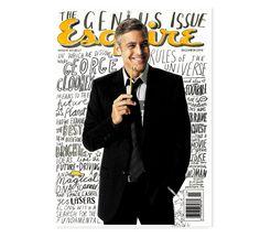 Esquire Magazine Cover, 2006