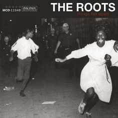 3 DAY SALE: THE ROOTS - Things Fall Apart *LIMITED CLEAR VINYL 180 GRAM 2LP*