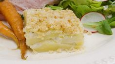 Crunchy Scalloped Potatoes   Best Recipes Ever   The Live Well Network