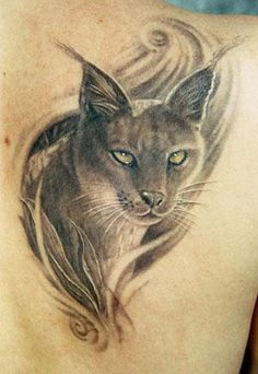 Realism Animal Tatto