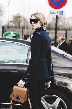 Paris_Fashion_Week-Fall_Winter_2015-Street_Style-PFW-Elena_Perminova-Louis_Vuitton-