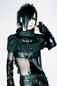 Lolita23q Guitarist -> Yuki