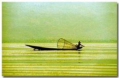 https://flic.kr/p/QR3YA | Birmanie - Myanmar |      Le lac Inle mesure une bonne vingtaine de kilomètres de long, et c'est pour cette raison qu'il est entouré d'un si grand nombre de villages. Environ 100 000 habitants sont répartis tout autour, et cultivent des légumes (concombres, potirons, haricots…) à la surface de l'eau.