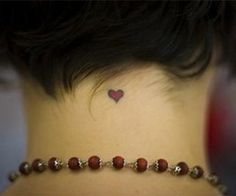:) so cool! i want one like this. easy to hide, but cute when your hair's up