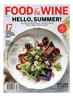 Time Inc.'s Food and Wine Magazine to leave New York for Birmingham #bham