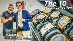 Grant Cardone Exhibits his RARE Watch Collection Success Magazine, Holding Company, Grant Cardone, Two Daughters, Bestselling Author, Watch, Collection, Clock