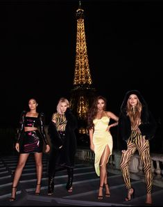 Introducing PrettyLittleThing X Little Mix – the ultimate partywear looks to suit every kinda style. Little Mix Girls, Little Mix Outfits, Little Mix Style, Little Mix Fashion, Meninas Do Little Mix, Little Mix Photoshoot, Jade Amelia Thirlwall, Litte Mix, Biracial Hair