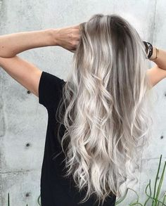 ashy-blonde-23 33 Fabulous Spring & Summer Hair Colors for Women 2017