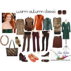 warm autumn classic