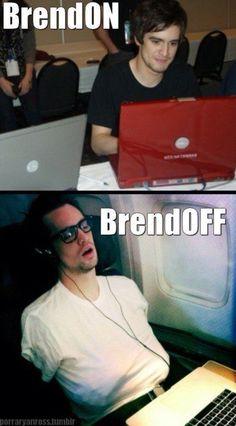 Brendon Urie XD