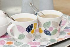 New mug SIRI from #lagerhaus  #inanewlight2014 #cup #mug #porcelain #flowers