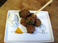 dukan meatballs