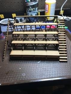 Building the new Palmer Divide Raceway (PDR) Routed Track Ho Slot Cars, Slot Car Racing, Slot Car Tracks, Pista, Divider, Building, Scenery, Scale, Weapons Guns