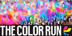 Very excited for the London Color Run - July 2013... something I've wanted to do for a while!