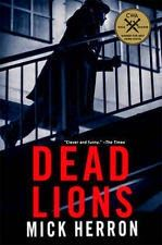 Mick Herron visited Mostly Books to talk disgraced spies and 'Dead Lions', which won the CWA Goldsboro Gold Dagger. He explained his writing style, and how a decrepit building (and a lot of imagination) spawned a crime franchise...