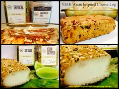 YIAH Asian Inspired Marinated Cheese Log Find these awesome products and more @  www.kylieelms.yourinspirationathome.com.au