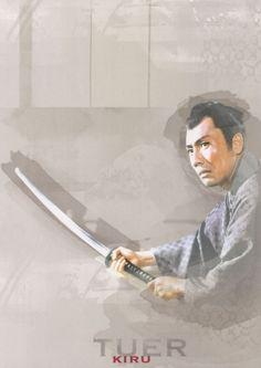 Kiru Samurai, Films, Painting, Art, Japanese Language, Movies, Art Background, Painting Art, Kunst