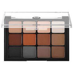 Viseart - Viseart Eyeshadow Palette  in 01 Neutral Matte #sephora