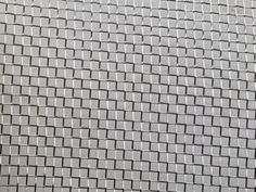 The detail about mesh openings of stainless steel window screen. Window Screen Roll, Window Screens, Mesh Screen, Stainless Steel Screen, Stainless Steel Mesh, Security Screen, Marine Environment, Wooden Case